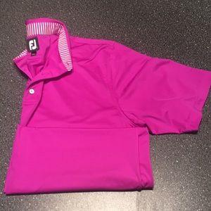 Footjoy Golf Polo - Size L